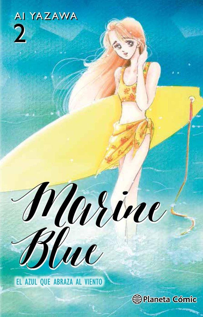 Marine blue 2