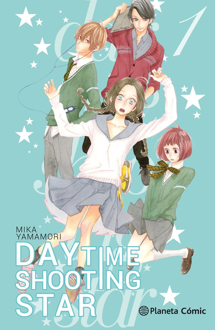 Daytime shooting stars 01/12