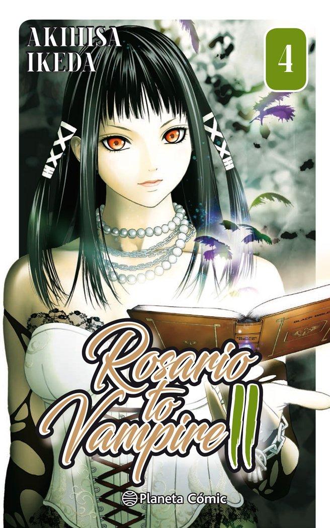 Rosario to vampire ii 4