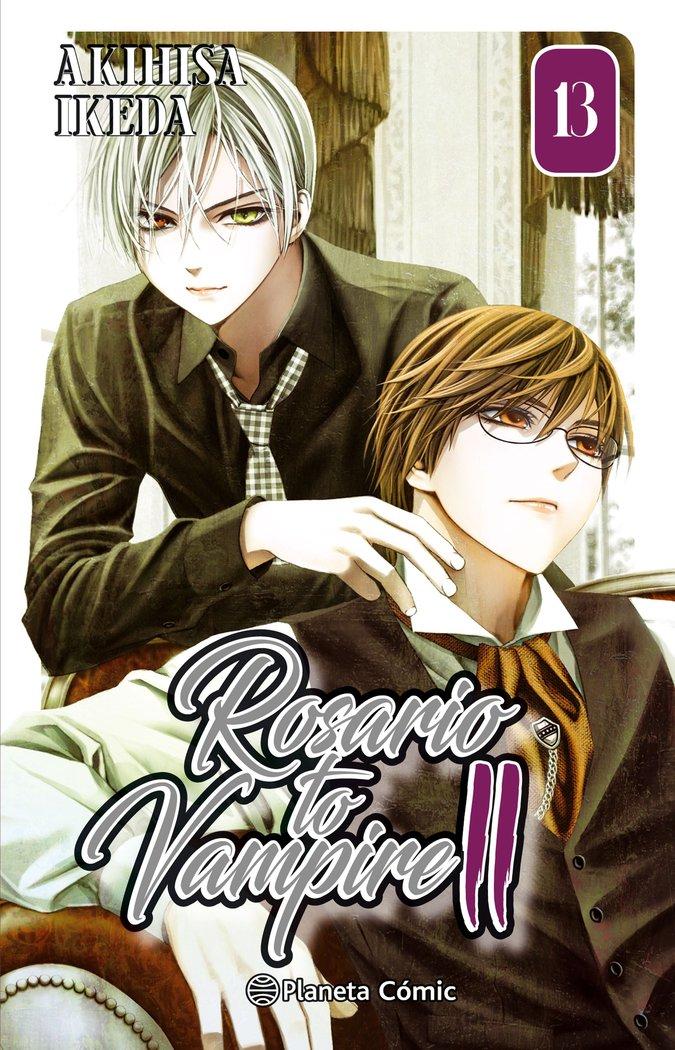 Rosario to vampire ii 13/14