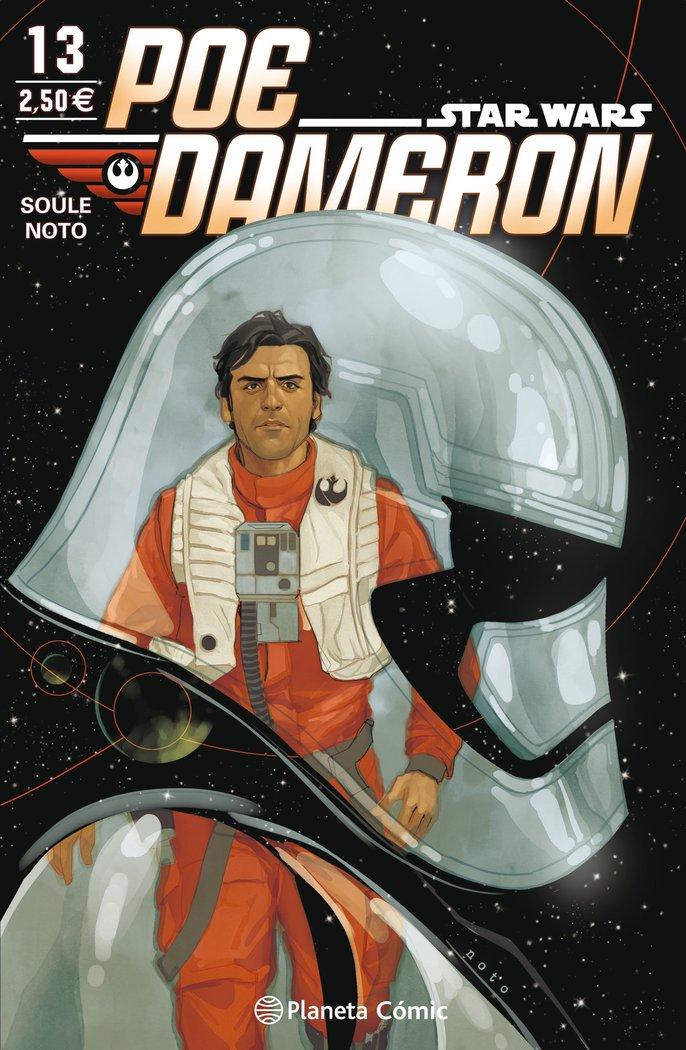Star wars poe dameron 13