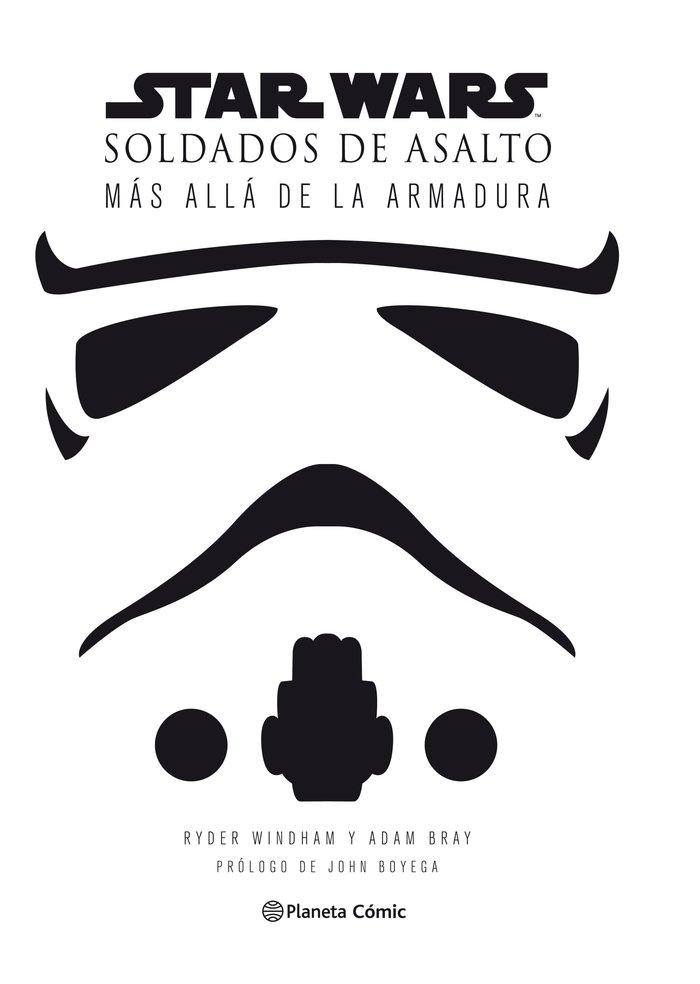 Star wars soldados de asalto (stormtroopers)