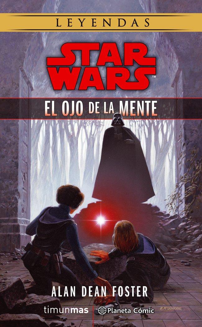 Star wars el ojo de la mente novela