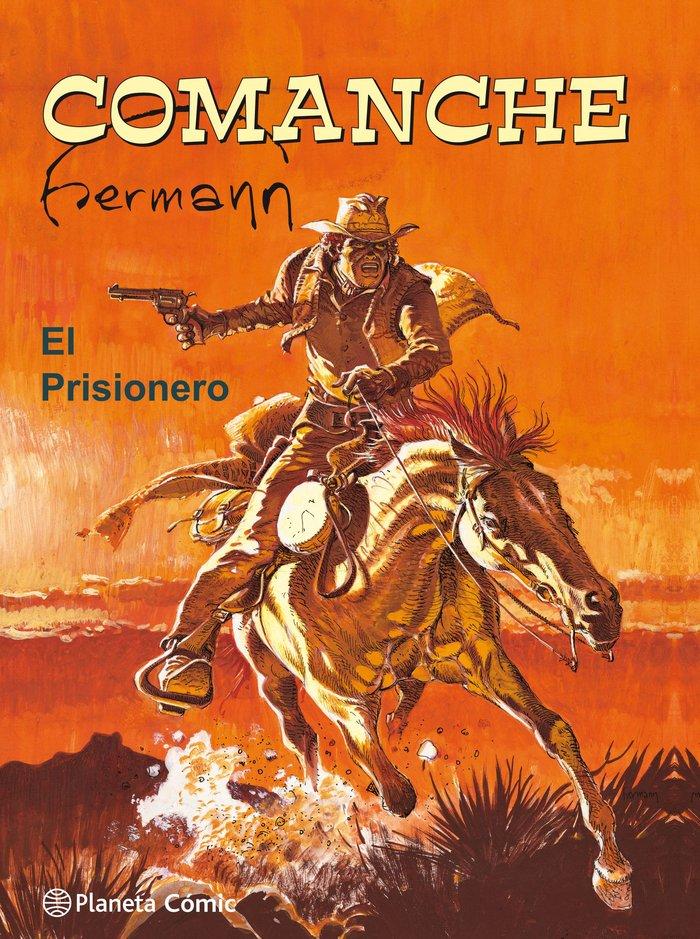 Comanche el prisionero