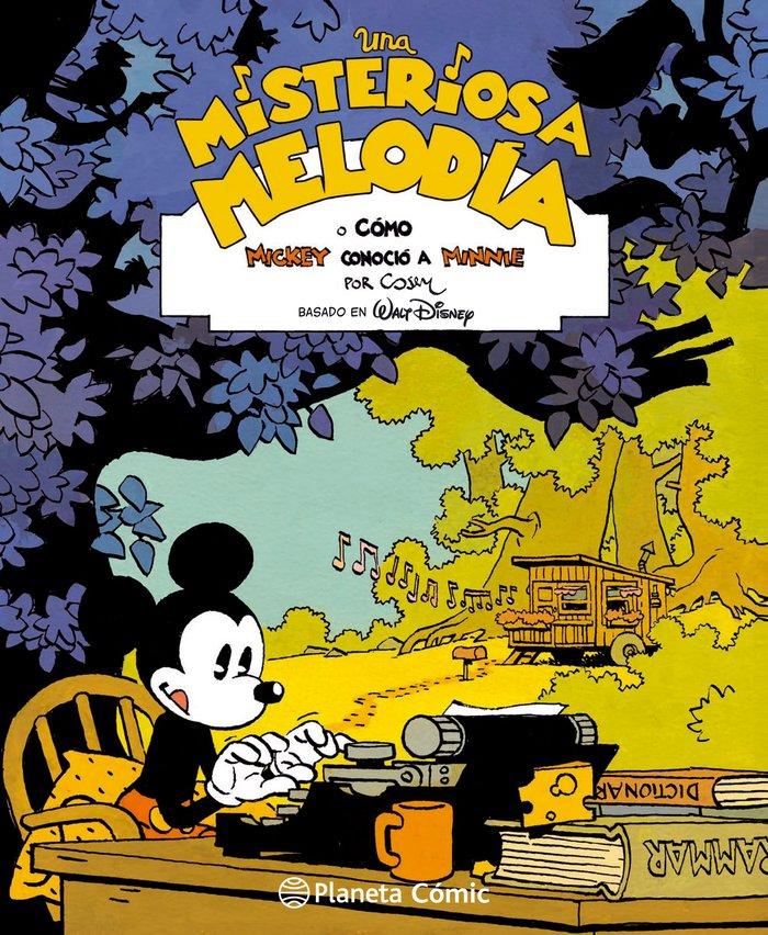 Disney una misteriosa melodia