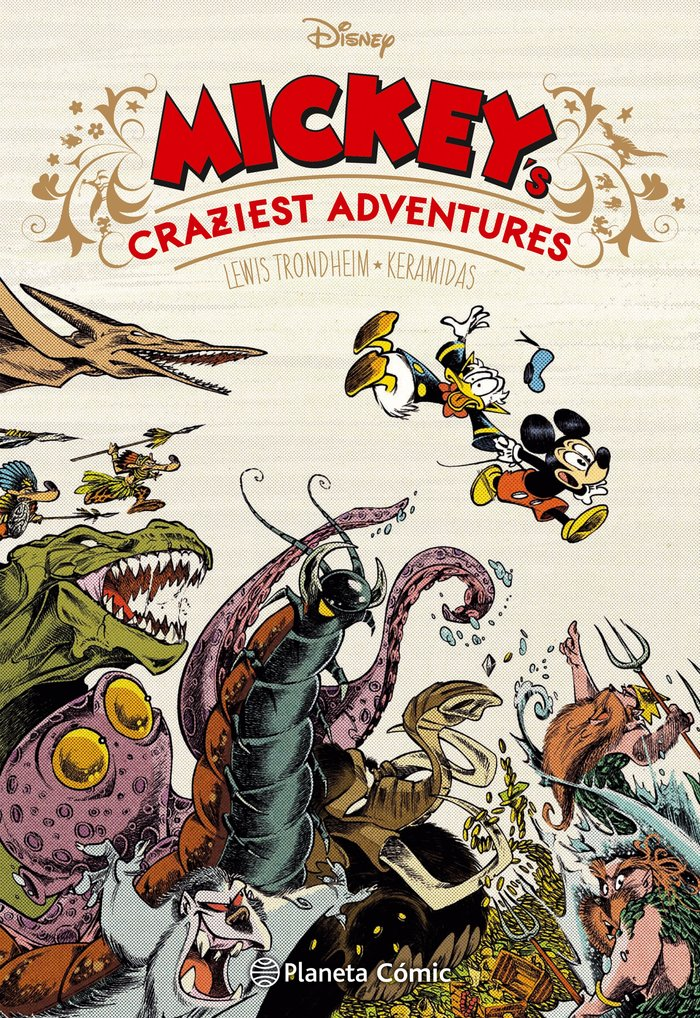 Disney mickey's craziest adventures