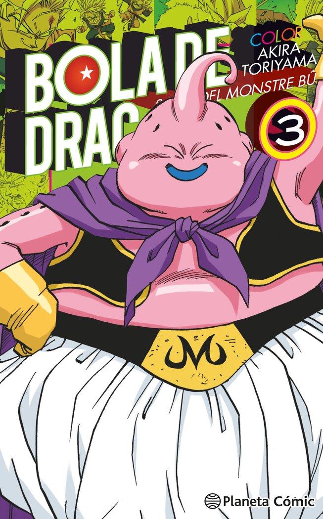 Bola de drac color bu nº 03/06 (nueva edicion)