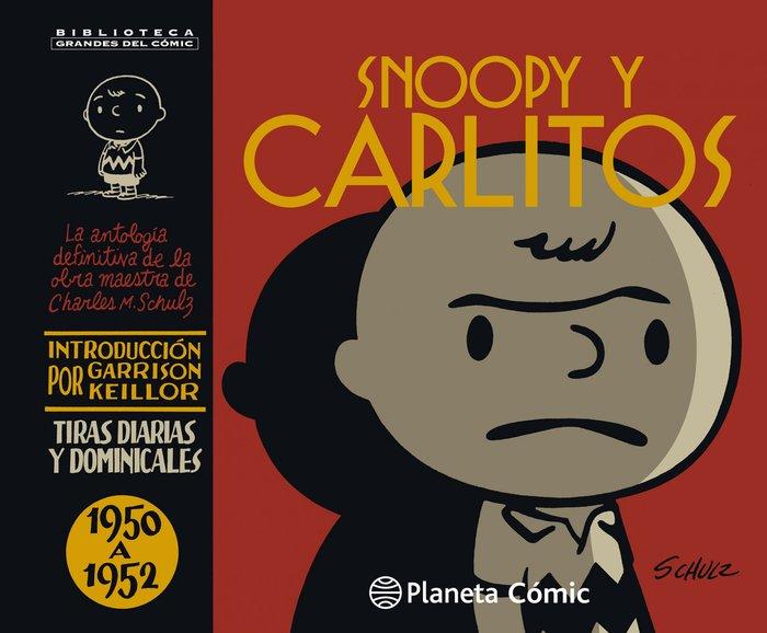 Snoopy y carlitos 1950-1952 01/25
