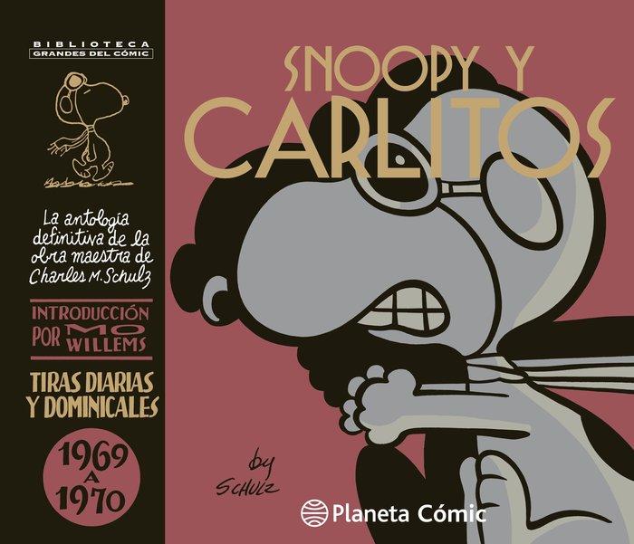 Snoopy y carlitos 1969-1970 10/25