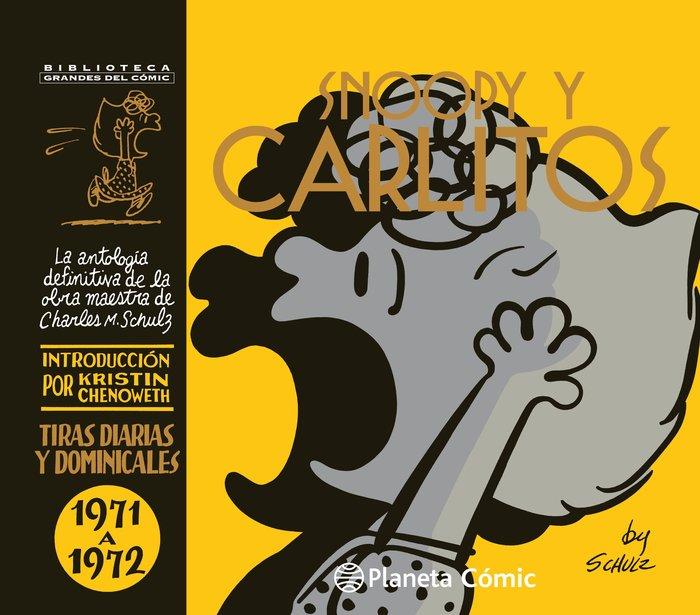 Snoopy y carlitos 1971-1972 11/25