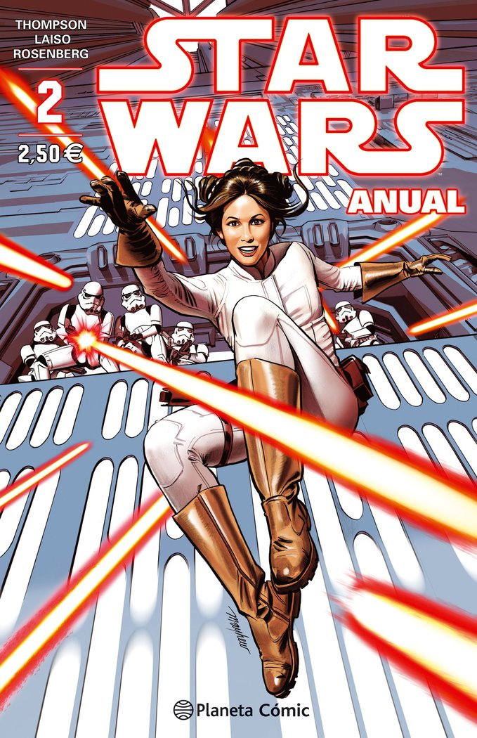 Star wars anual 2
