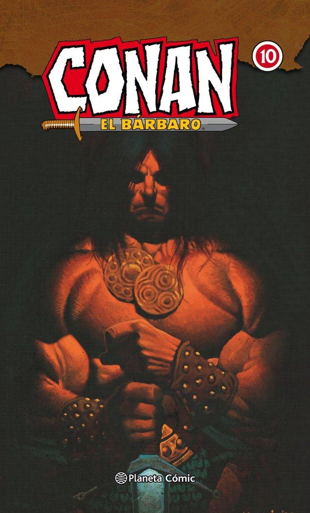 Conan el barbaro integral 10
