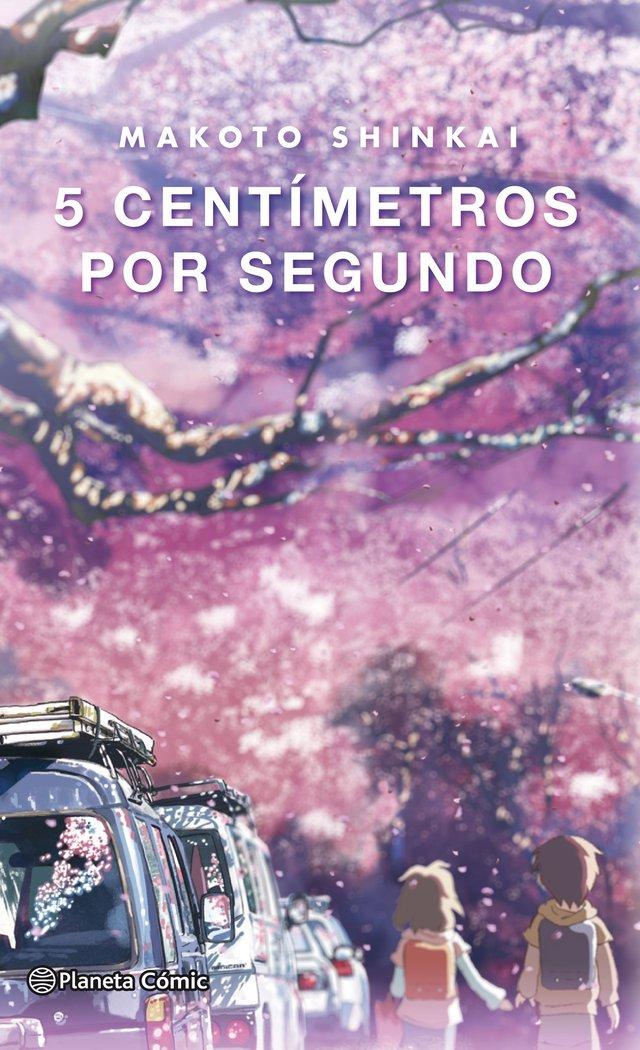 5 centimetros por segundo (novela)