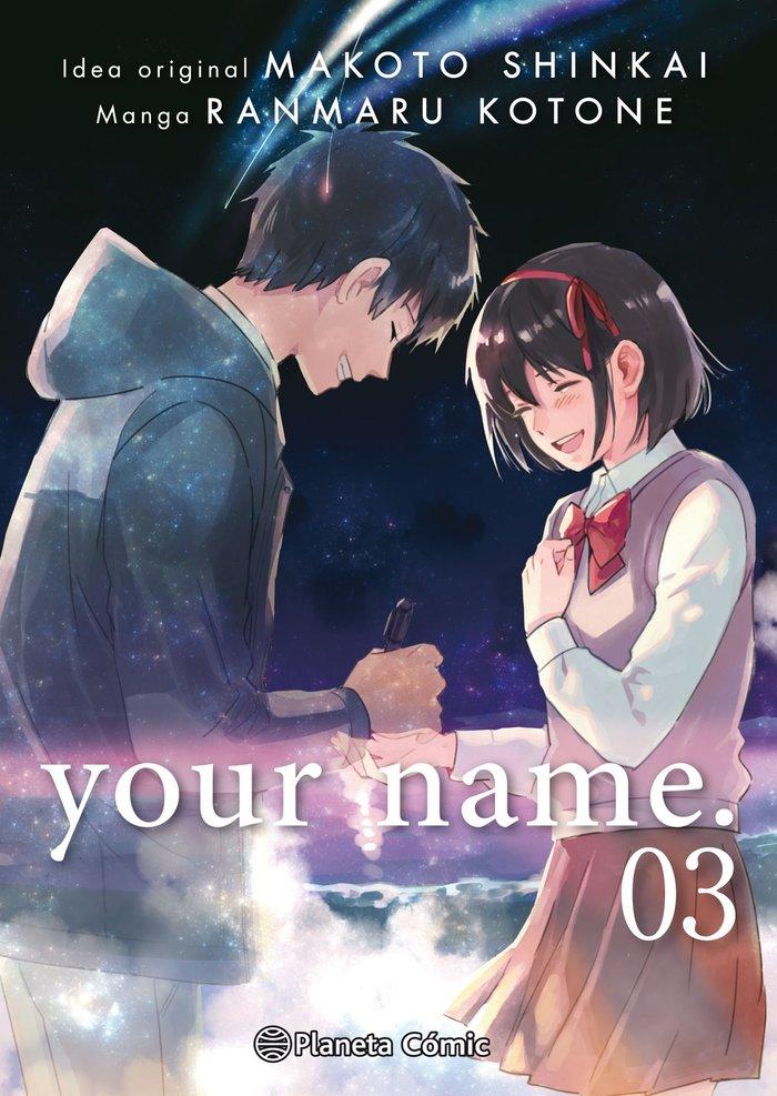 Your name n3/03 manga