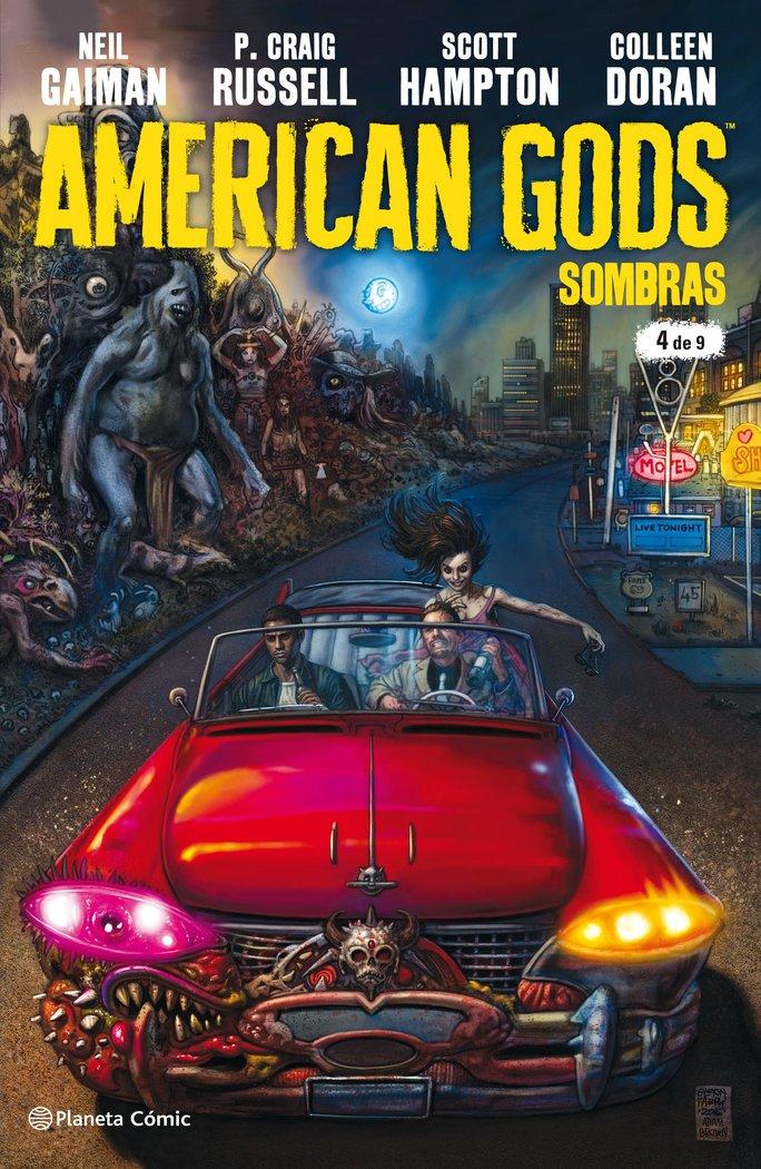 American gods sombras nº 04 09
