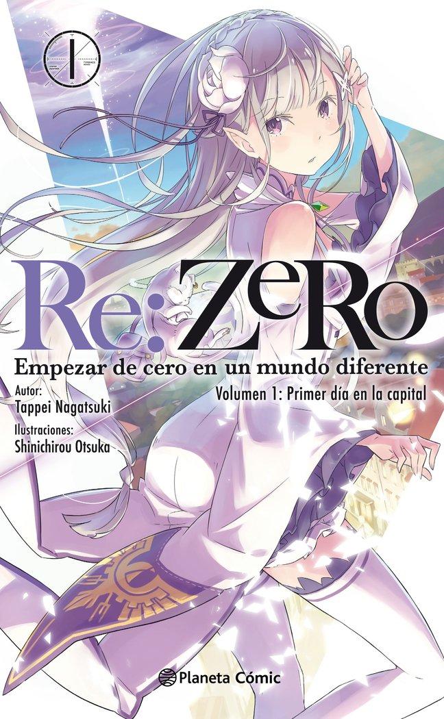 Re zero 01 (novela)