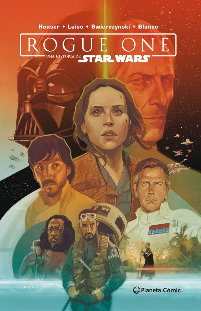 Star wars rogue one (tomo recopilatorio)
