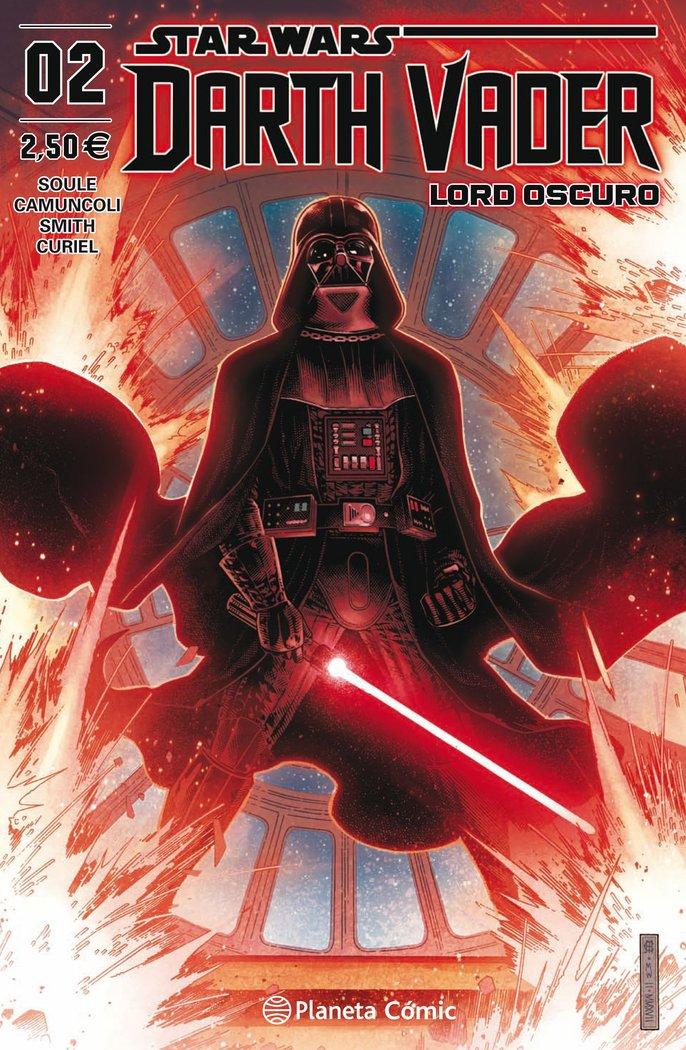 Star wars darth vader lord oscuro nº 02 mayo junio 2018