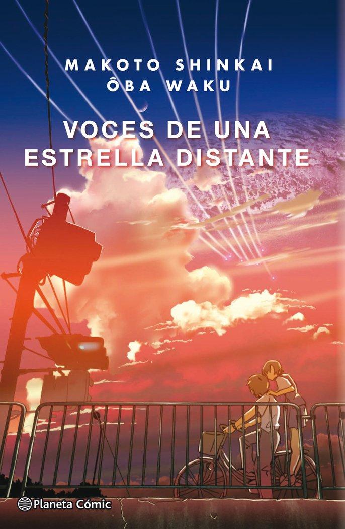 Voces de una estrella distante novela
