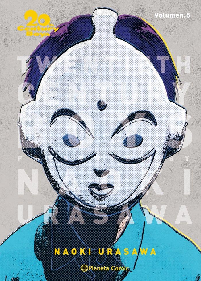 20th century boys 05/11 (nueva edicion)
