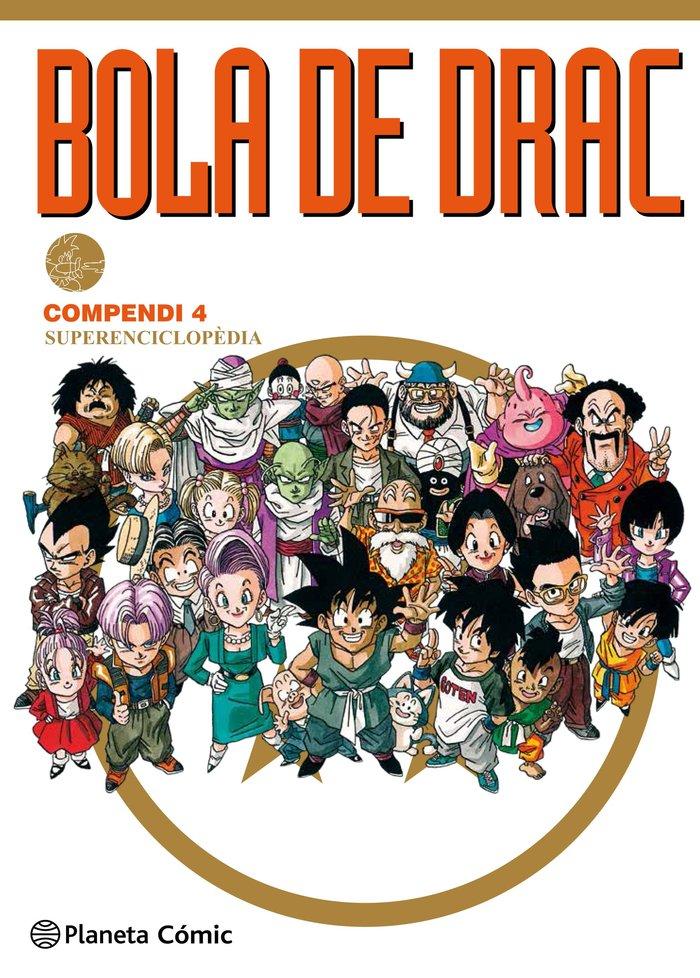 Bola de drac compendi nº 04/04