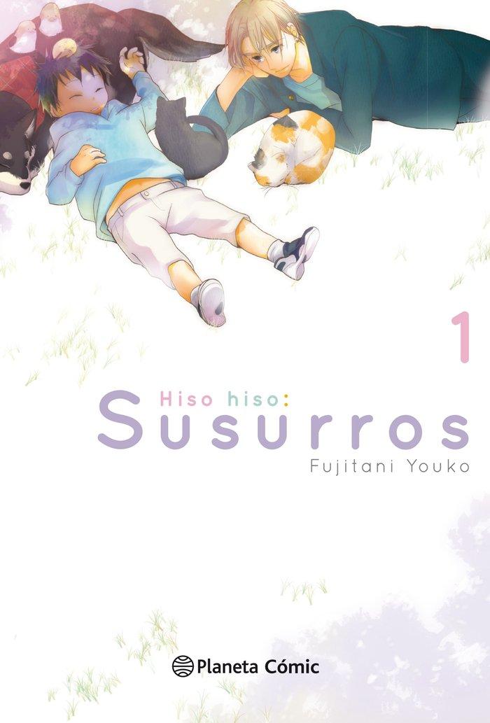 Hisohiso susurros n1/06