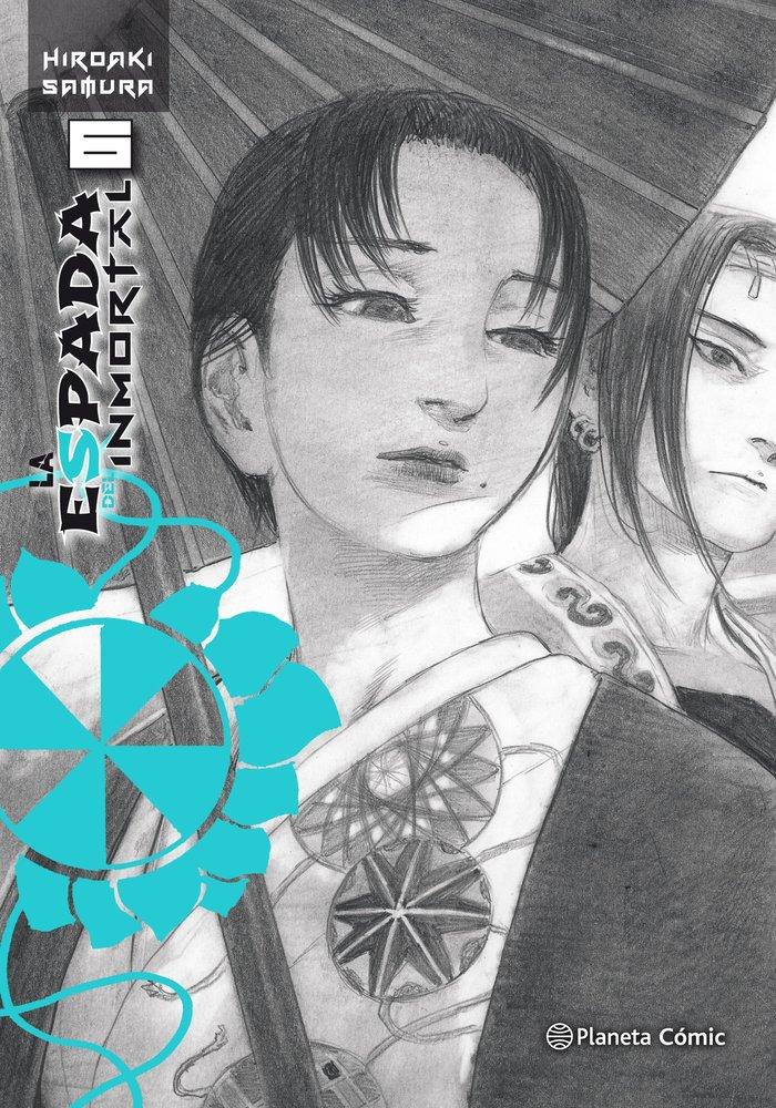 Espada del inmortal kanzenban 06/15,la