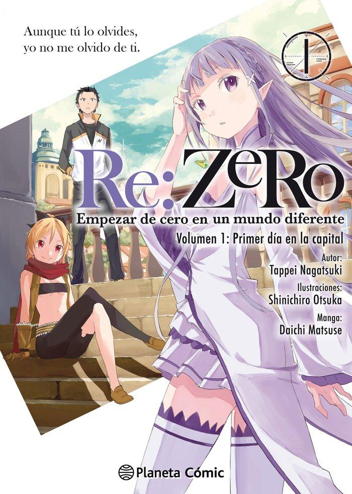 Re zero 01 (manga)