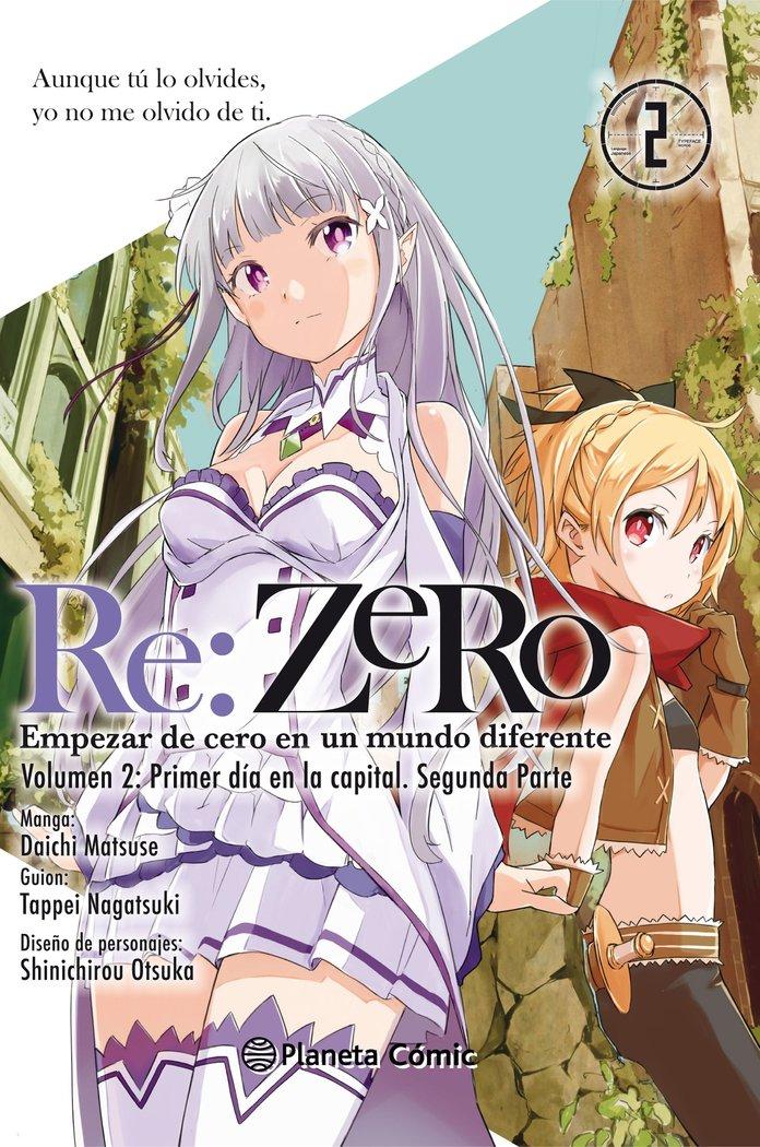 Re zero 02 (manga)