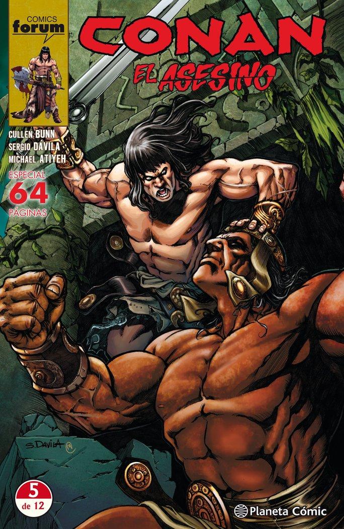 Conan el asesino n5/12
