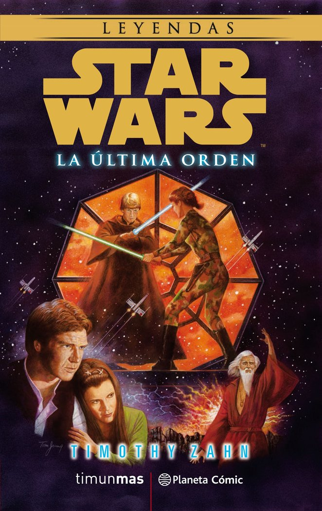 Star wars la ultima orden (novela)