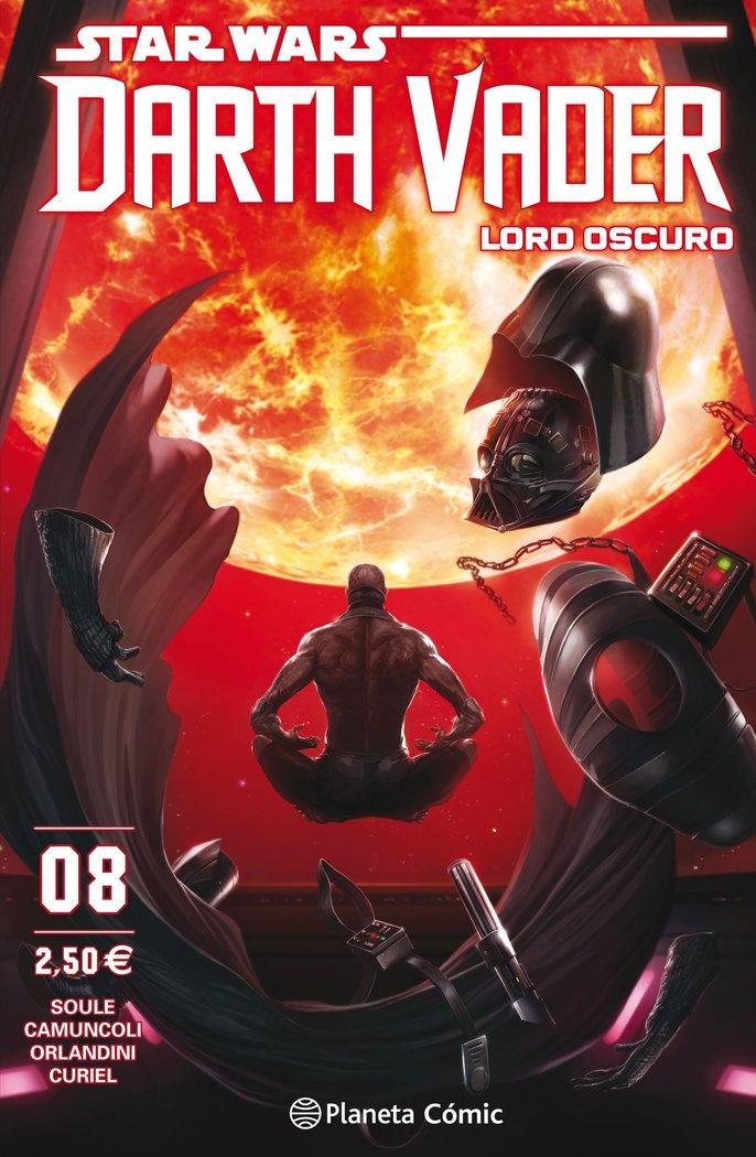 Star wars darth vader lord oscuro nº 08