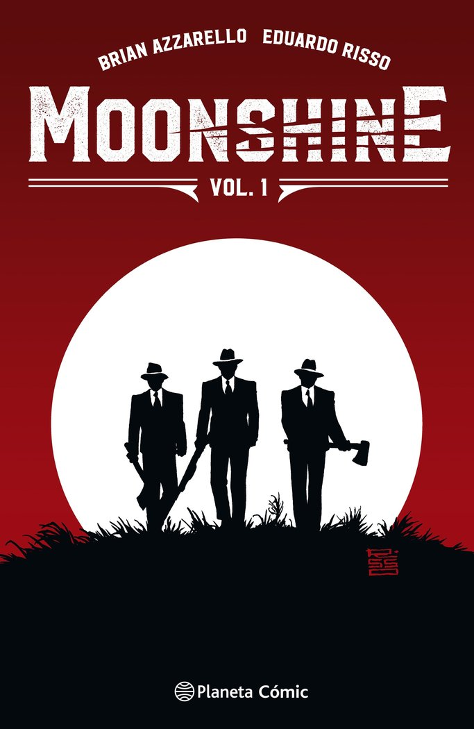 Moonshine nº 01