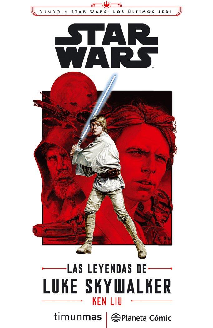 Star wars episodio viii las leyendas de luke skywalker (nove