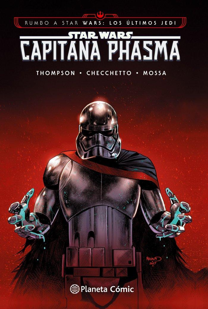 Star wars capitana phasma hc