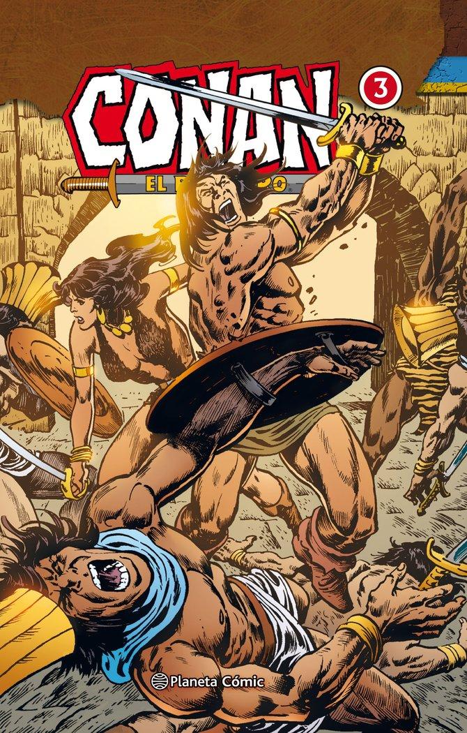 Conan el barbaro 03/10 (integral)