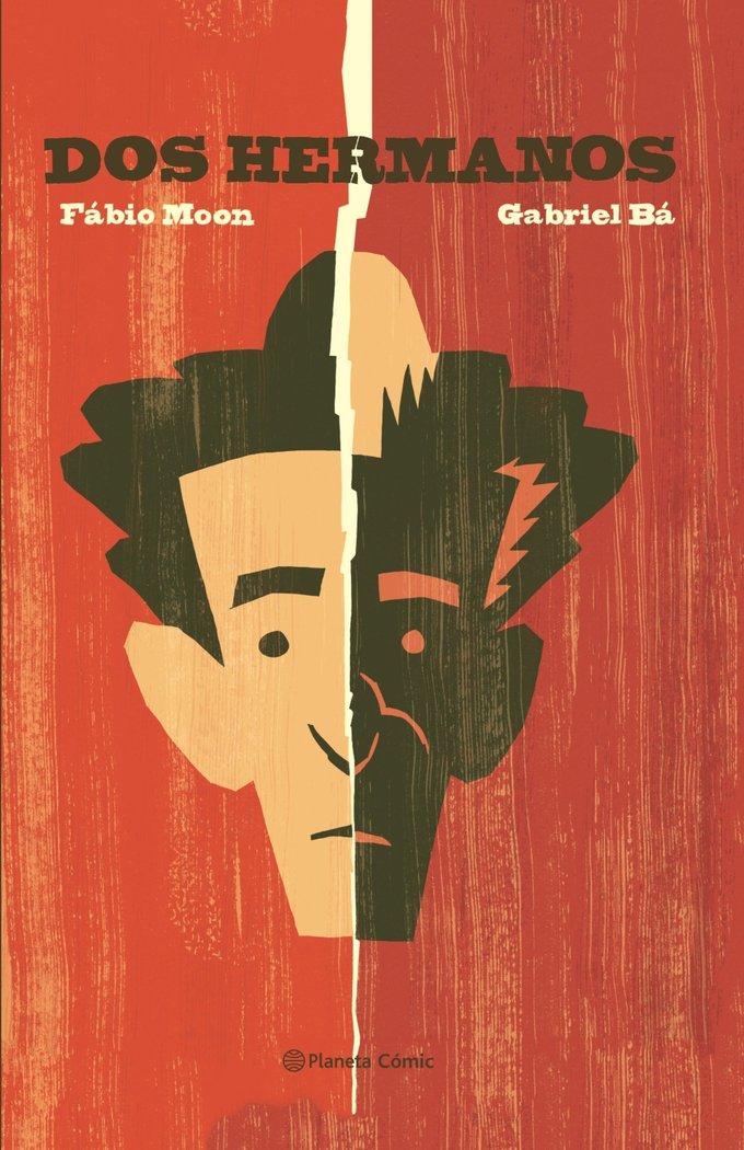 Dos hermanos novela grafica