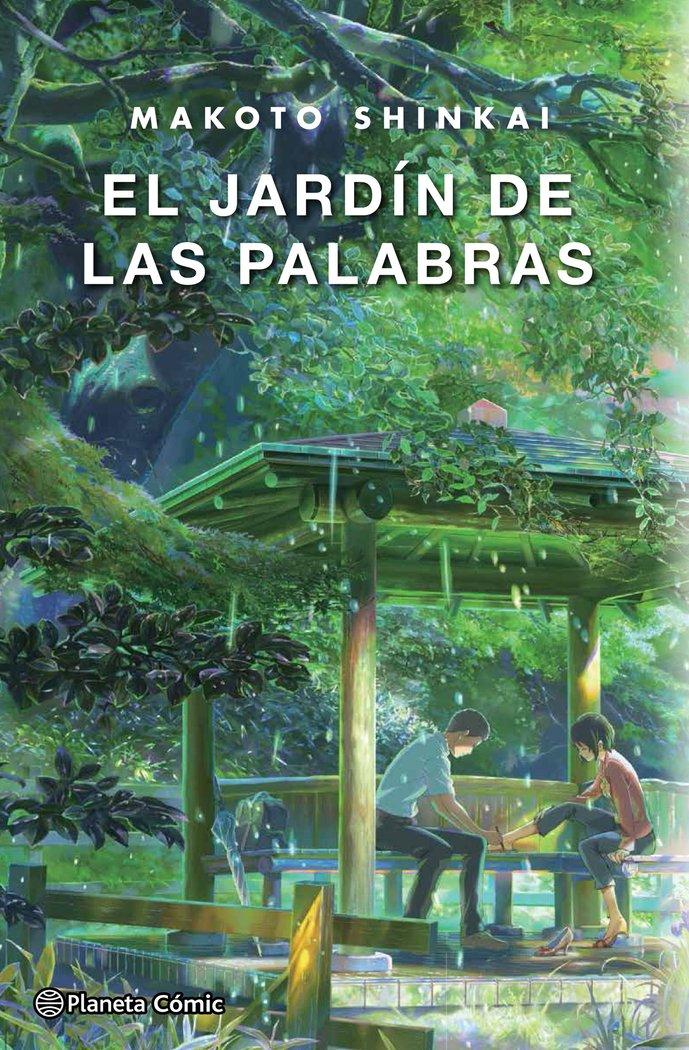 Jardin de las palabras (novela),el