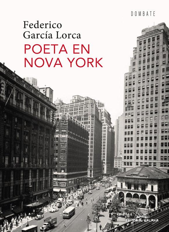 Poetas en nova york gallego