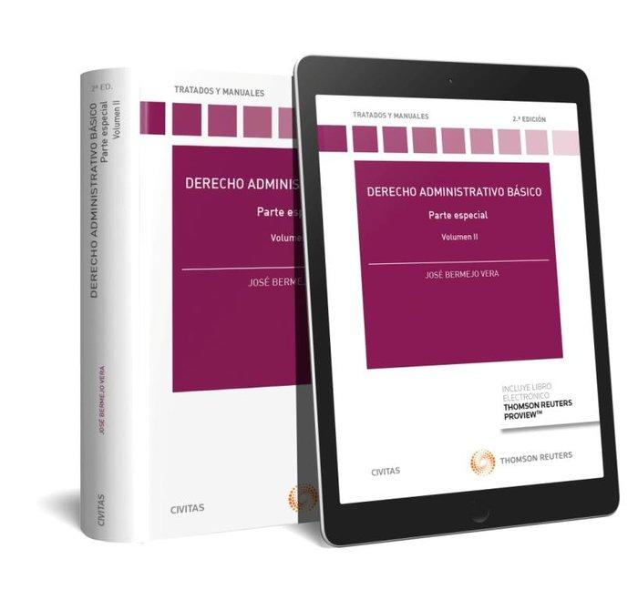 Derecho administrativo basico volumen ii