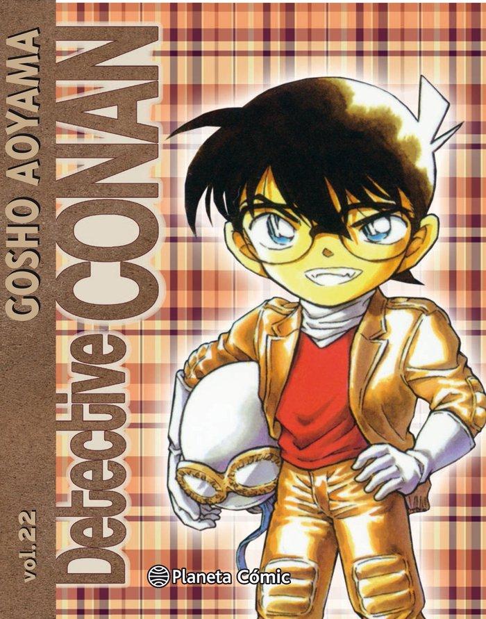 Detective conan 22 (nueva edicion)