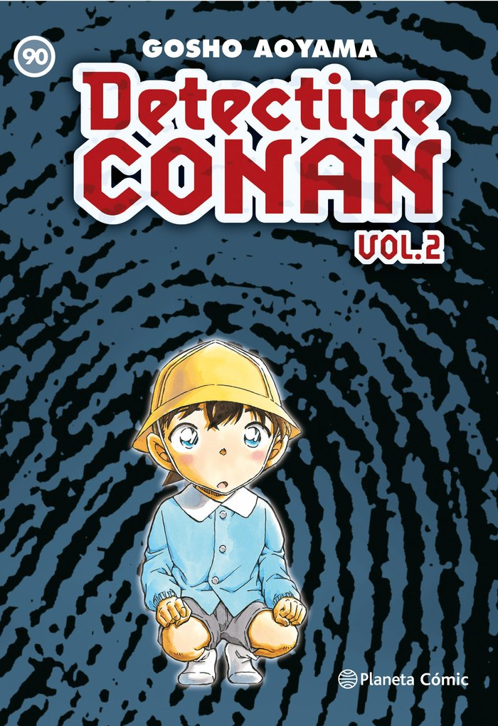Detective conan ii 90