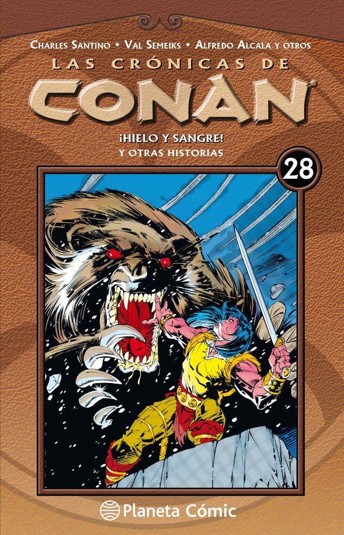 Cronicas de conan 28/34,las