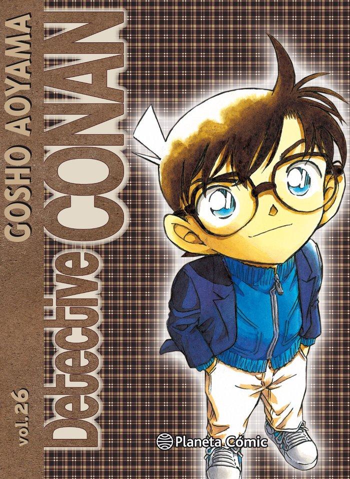 Detective conan 26 (nueva edicion)