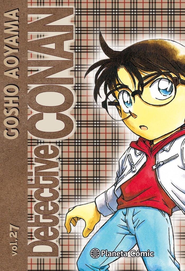 Detective conan 27 (nueva edicion)