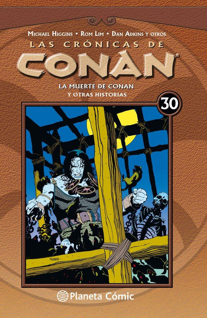 Cronicas de conan 30/34
