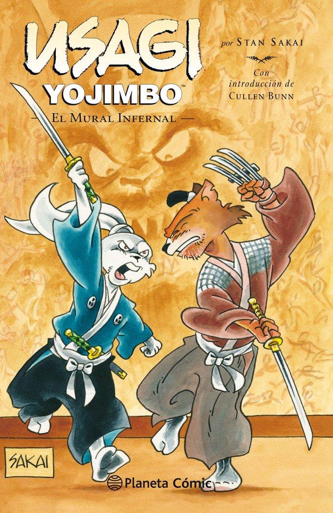 Usagi yojimbo 31