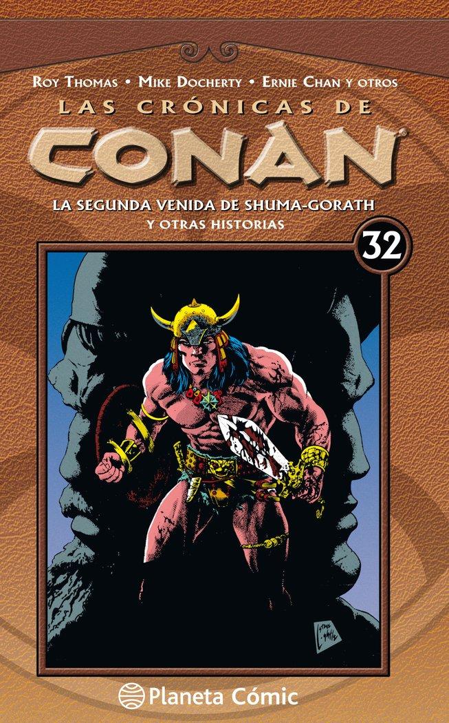 Cronicas de conan 32/34