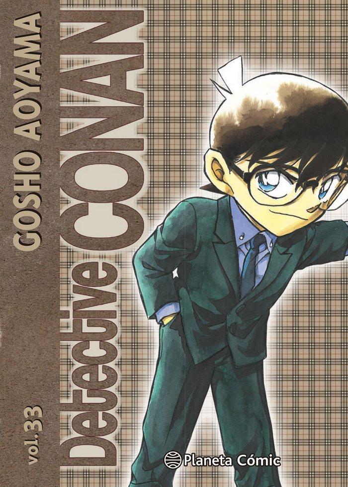 Detective conan 33 nueva edicion
