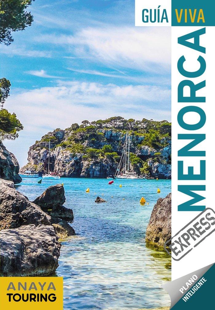 Menorca guia viva express 18